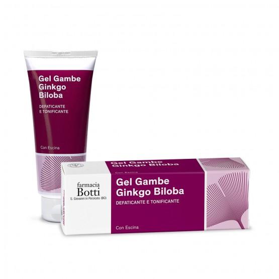 Farmacia Botti - Gel Gambe Ginkgo Biloba
