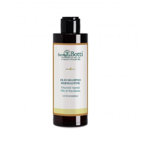 Farmacia Botti - Olio Shampoo Dermoaffine
