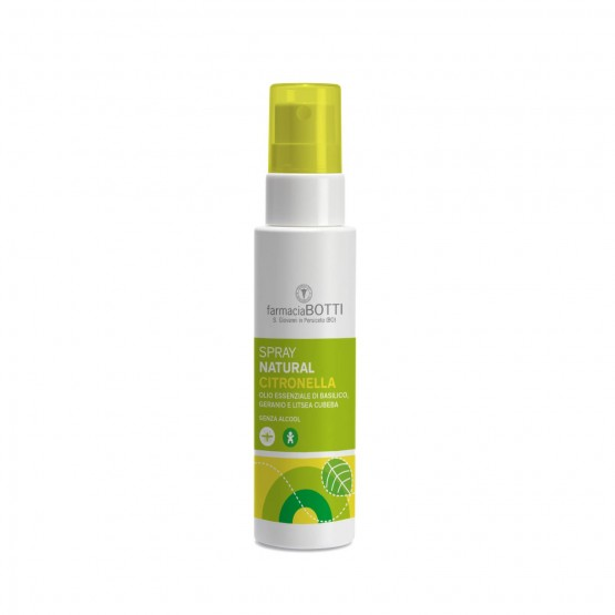 Farmacia Botti - Spray Natural Citronella