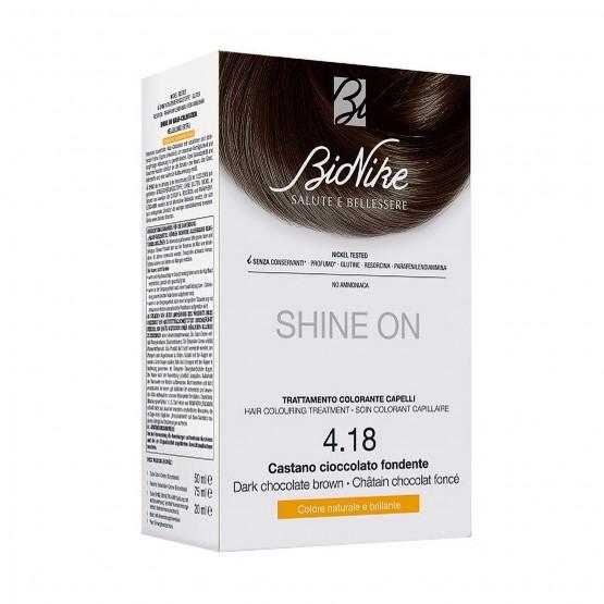 Bionike - Shine On Castano Cioccolato Fondente 4.18