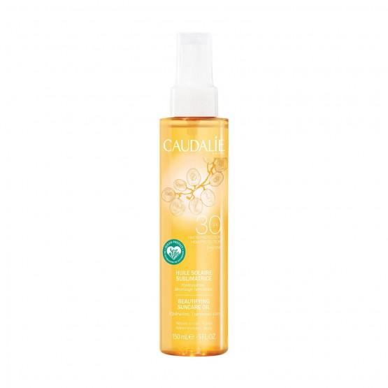 Caudalie - Olio Solare Abbronzante SPF30